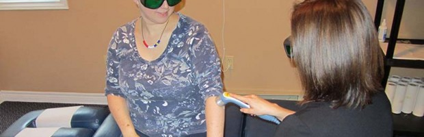 Laser-Therapy